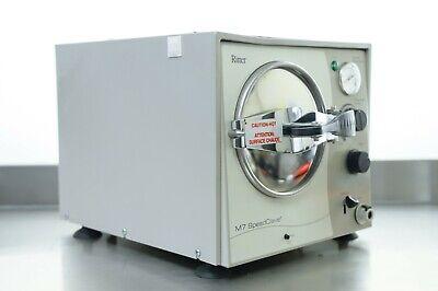 Midmark Ritter M7 Speedclave Sterilizer Autoclave W Warranty Free Shipping