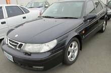 1999 Saab 9-5 SE TURBO Sedan Youngtown Launceston Area Preview