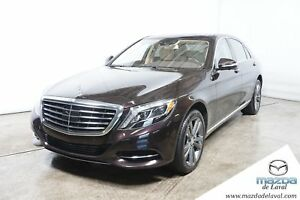 2014 Mercedes-Benz S550 4MATIC Long Base