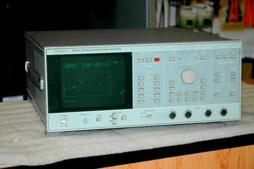 Wiltron 561, Scalar Network analyzer