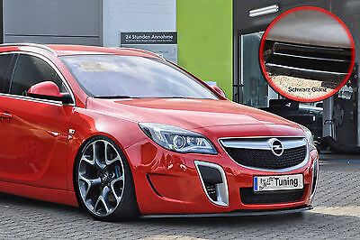 opel insignia frontspoiler frontsplitter. Black Bedroom Furniture Sets. Home Design Ideas
