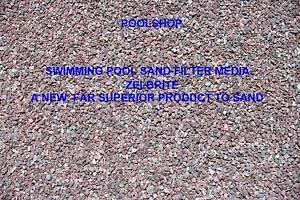 SWIMMING POOL FILTER FILTERS SAND ZELBRITE ZEOLITE CLEANER WATER Beldon Joondalup Area Preview