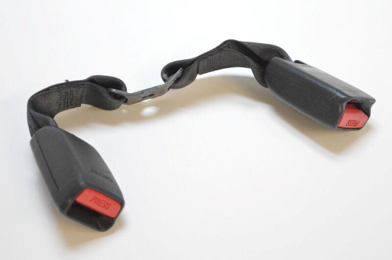 LEXUS IS220d 2007 RHD SEAT BELT BUCKLE REAR MIDDLE CENTER DUAL