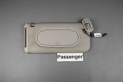 2007-2008 Pontiac G6 Malibu Sun Visor - Passenger Side w/ Lighted Mirror & Panel