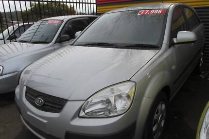 2009 Kia Rio Hatchback Youngtown Launceston Area Preview
