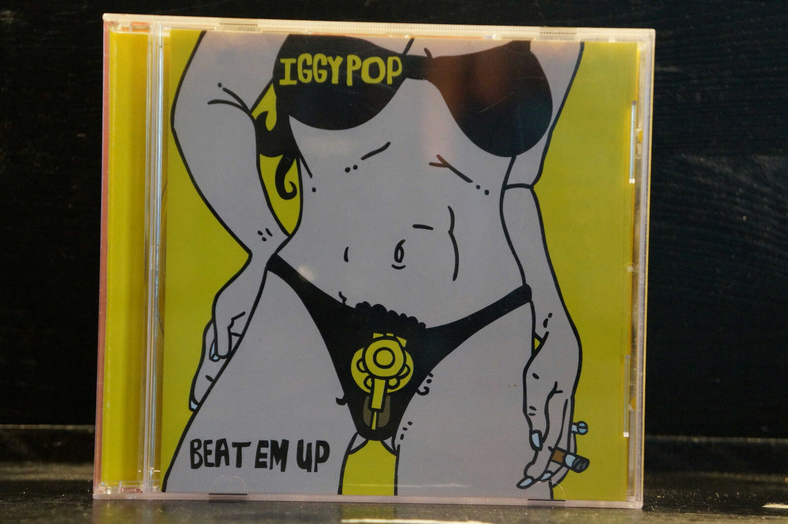 Iggy Pop - Beat Em Up