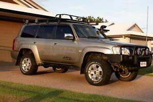 2005 Nissan Patrol St (4x4) 5 Sp Manual 4d Wagon
