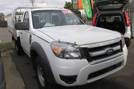 2009 Ford Ranger XL Dual Cab Ute Youngtown Launceston Area Preview