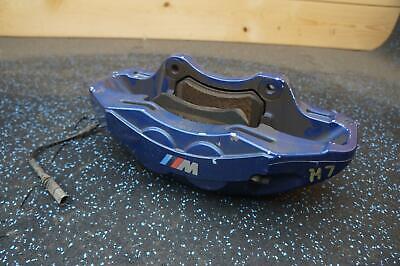 Front Left Driver Brake Caliper Blue OEM 34117847241 BMW X5M E70 X6M E71 2010-14