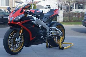 2012 Aprilia RSV4 Factory *Over $3,000 in parts*