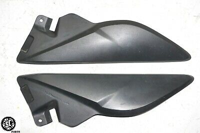11 15 TRIUMPH SPEED TRIPLE 1050 GAS TANK FAIRING COVER PANEL PLASTIC S