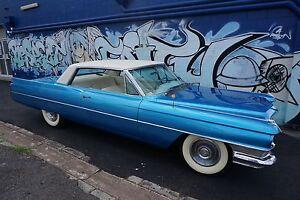 1964 Cadillac Coupe De Ville Albion Brisbane North East Preview