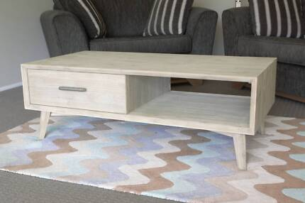 Coffee Table - Seattle Solid Wood Stain