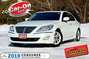 2013 Hyundai Genesis 3.8 LEATHER SUNROOF HTD SEATS LOADED