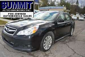 2010 Subaru Legacy 2.5 i Limited Package w/Multimedia