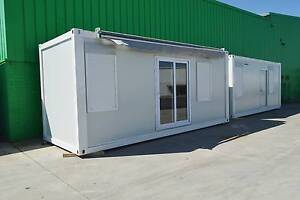 DONGA/TRANSPORTABLE/OFFICE/CABIN/GRANNYFLAT/SITESHED/STORAGE Somerton Hume Area Preview