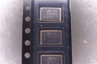 Vpc1-b1e-51m2000000 Vectron Crystal Oscillator 51.2mhz 3.3v Smt 25ppm Nos