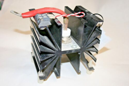 High Current Thyristor w/ Heat Sink - USED AND GUARANTEED (100-436)