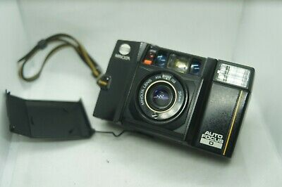 Minolta AF-S 35mm film point and shoot camera from Japan,C01500