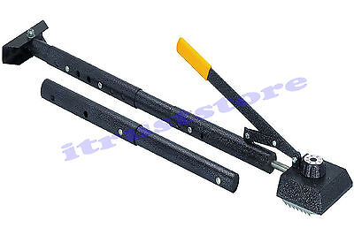 Carpet Installation Knee Kicker Installer Lever Action Stretcher Adjustable