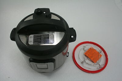 READ NOTES Instant Pot Duo Nova 7-in-1 Electric Pressure Slow Rice Cooker Saute