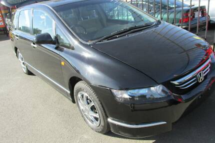 2005 Honda Odyssey (7 Seat) 3rd Generation Wagon Youngtown Launceston Area Preview