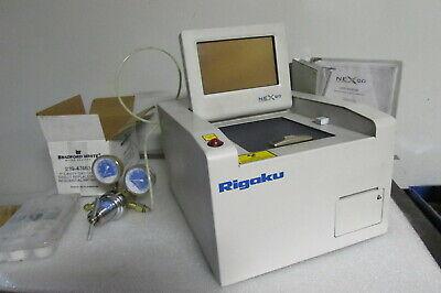 Rigaku Nex Qc Benchtop Edxrf Spectrometer X-ray Fluorsence Elemental Analyzer