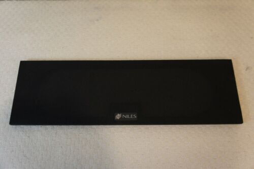 NILES HD-CTRbx SPEAKER GRILL COVER