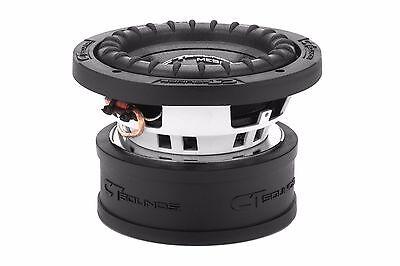 CT Sounds Meso 6.5 D4 150 watt RMS 6.5