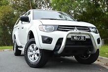 2014 Mitsubishi Triton Ute Gaven Gold Coast City Preview
