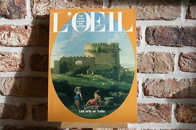 REVUE L'ŒIL N° 258-259  JANVIER-FÉVRIER 1977 .