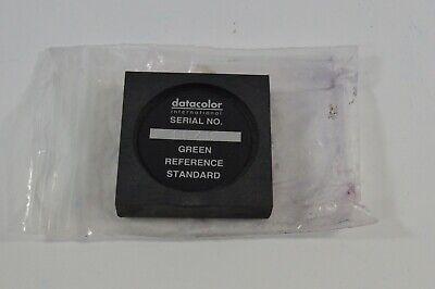 Datacolor Green Reference Calibration Standard 1 34 Diameter Ink Printing