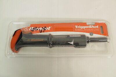 Ramset Triggershot .22 Caliber Powder Actuated Tool