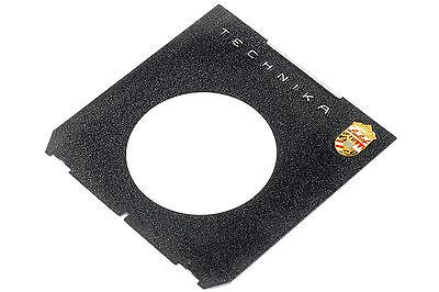 Linhof Technika Objektiv Platine Lens Board 4x5 Größe 3 Shenhao Master