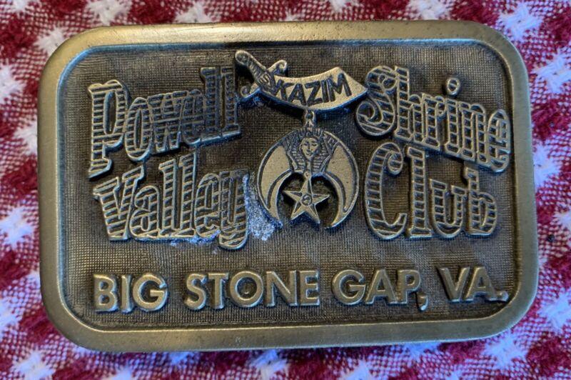 POWELL VALLEY, BIG STONE GAP, VA, SHRINER