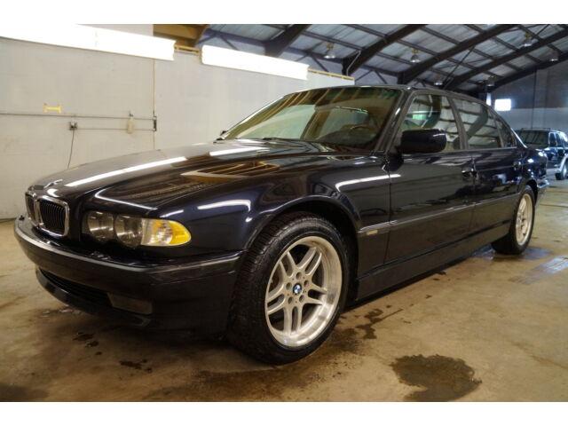 Imagen 1 de BMW 7-series 4.4L 4398CC…