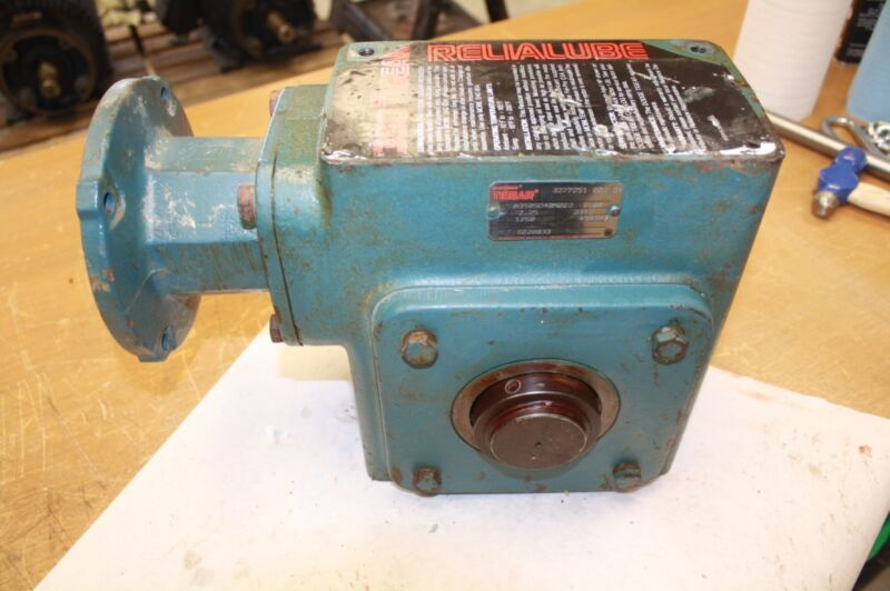 DODGE TIGEAR 3277251.002 GEAR REDUCER SIZE RATIO A350S040N00