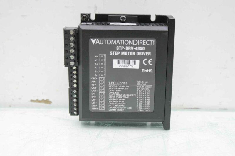 Automation Direct STP-DRV-4850 Stepper Motor Drive