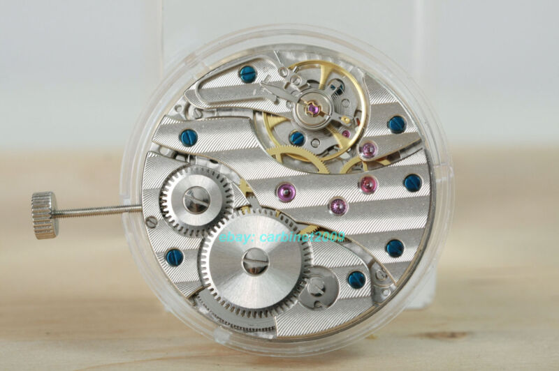 Sea-gull ST-36 movement manual wind Clone Unitas ETA 6497-1 movement