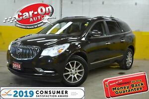 2014 Buick Enclave AWD LEATHER SUNROOF