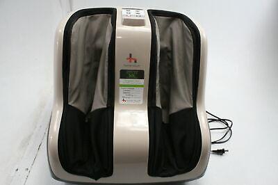 Human Touch 200-SOL-001 Reflex SOL Foot Calf Relaxation Shiatsu Massager Heat