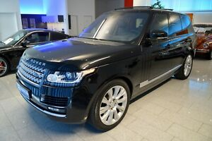 "Land Rover Range Rover SDV8 VOGUE / 22"" / ACC / Standhzg."