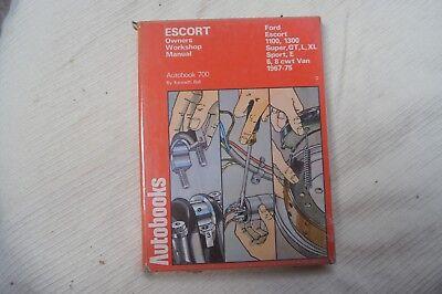 escort mk 1 workshop manual