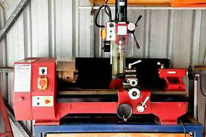 Metal lathe & mill Broughton Charters Towers Area Preview