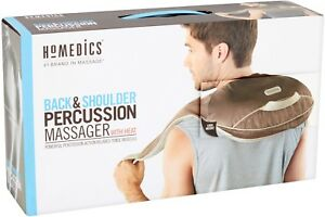 HoMedics Back and Shoulder Percussion Massager