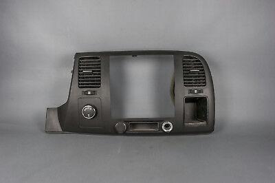 2007-2013 Silverado Sierra 1500 Radio Climate Combo Trim Bezel w/ 4WD Switch