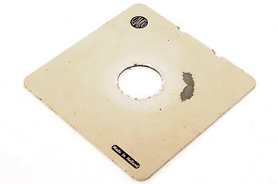Cambo SC SC2 Objektiv Platine Lens Board Größe 1