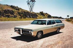 1968 Pontiac Parisienne Safari Wagon Wynyard Waratah Area Preview