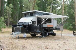 Warrior 12'  with Ensuite  EX DEMO    ONE ONLY FREE REGO