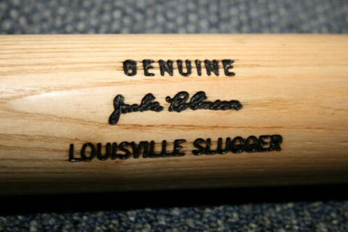Jackie Robinson Louisville Slugger Genuine 125 Wood Bat Brooklyn Dodgers